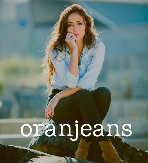 Identity Oranjeans